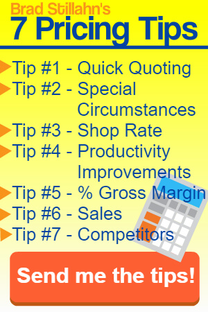 7 Pricing Tips for Job Shops and Machine Shops